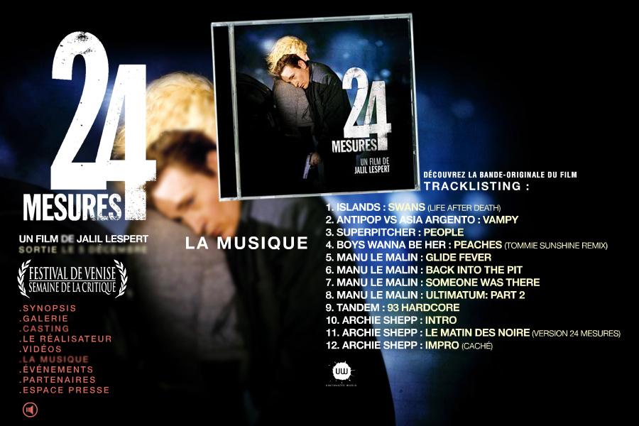 24 Mesures - 2